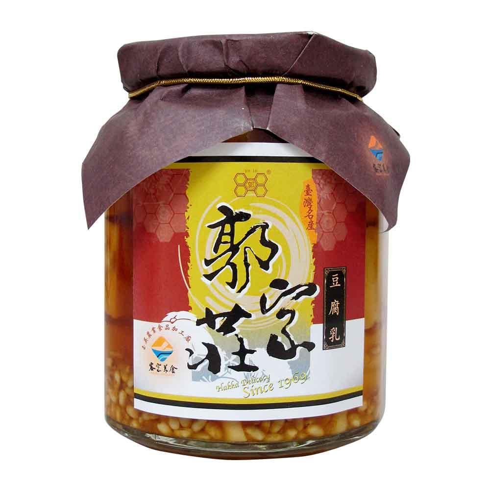 《好客-郭家莊》原味豆腐乳(480g/罐)