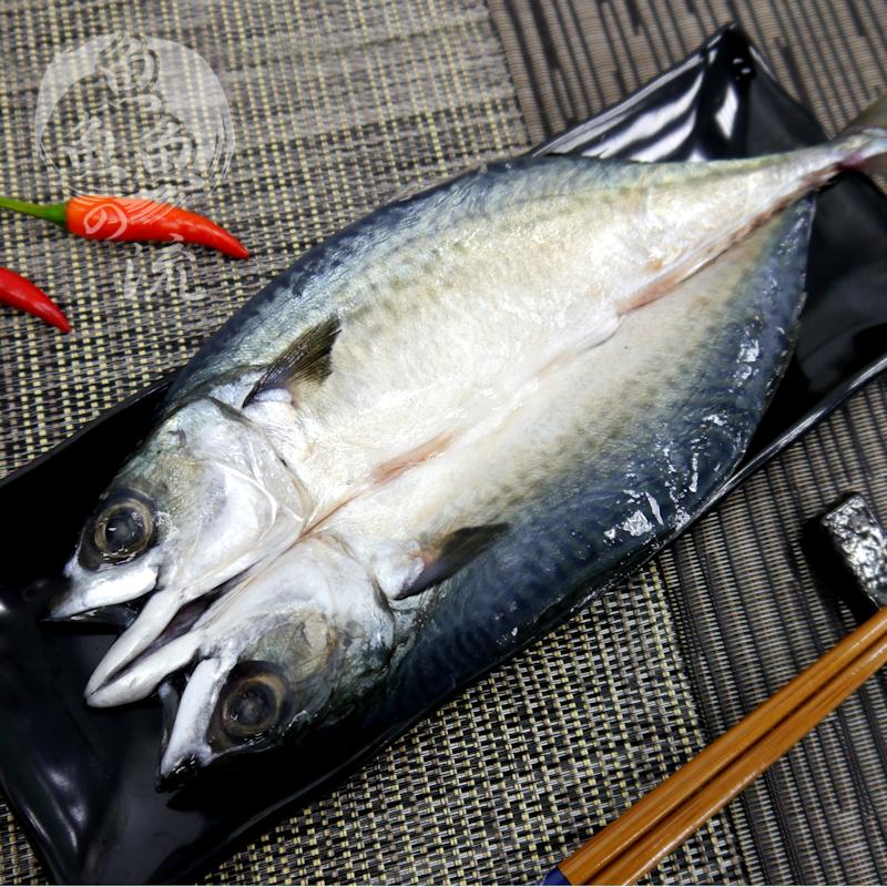 € 團購限定【鮮之流】南方澳鮮撈鯖魚(10尾), 180g/尾