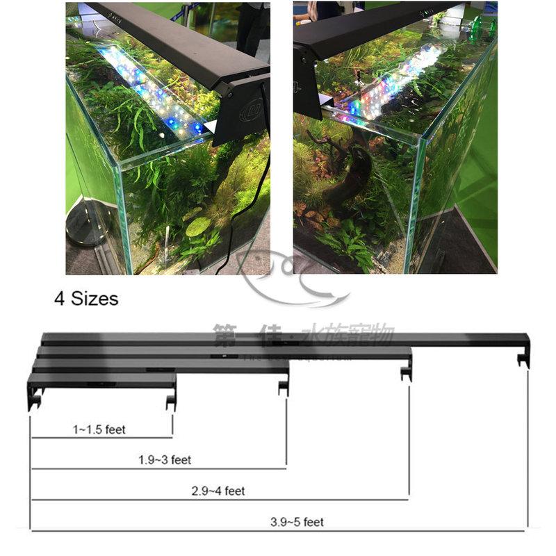 [第一佳 水族寵物] Wing翼人工智慧水族LED燈具 水草燈 海水燈 2至3尺適用60~90cm魚缸 高演色高亮度 免運