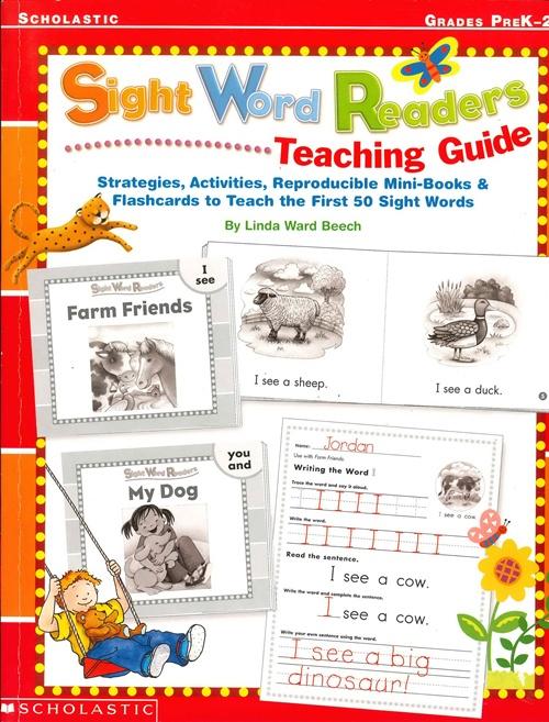 Sight Word Readers Teaching Guide (Grades Pre K-2 )(教師用書)  - Scholastic