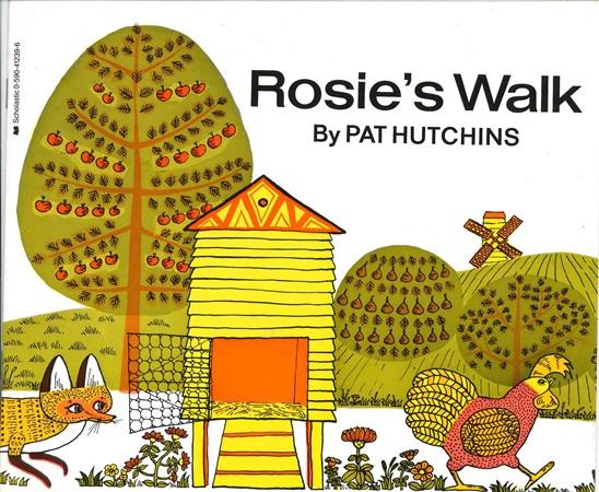 ROSIE'S WALK - Scholastic 中年級