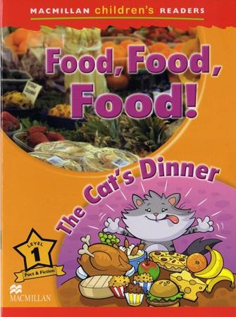 FOOD, FOOD, FOOD! (LEVEL1) -  低年級