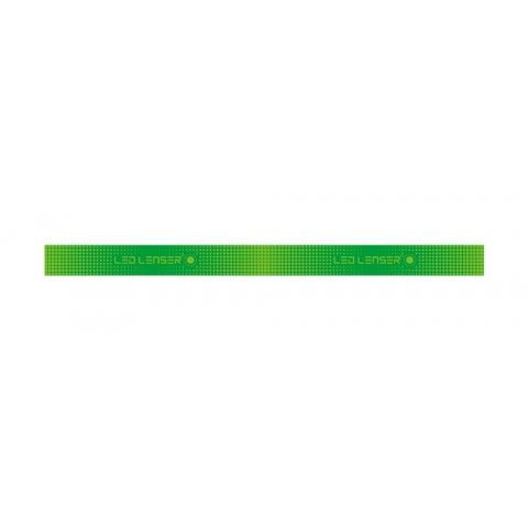 ├登山樂┤LED LENSER 配件 0373 SEO專用頭燈帶 綠色 #0373