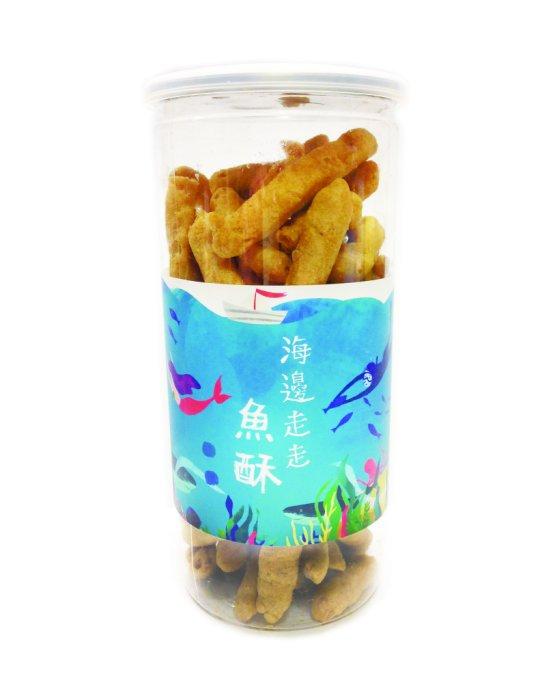 新鮮魚骨頭酥*1罐
