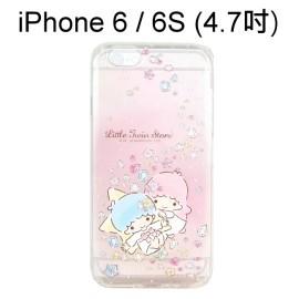 雙子星空壓氣墊軟殼 [鑽瀑] iPhone 6 / 6S (4.7吋)【三麗鷗正版授權】