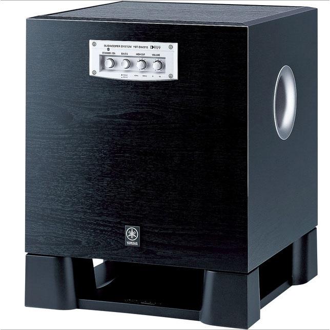 YAMAHA 超重低音喇叭 YSTSW315PR