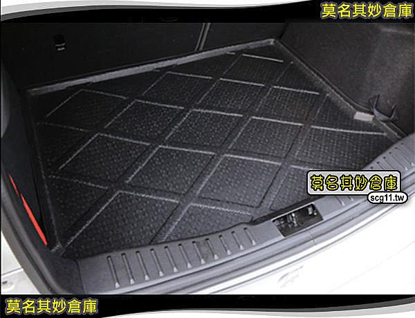 2S050 莫名其妙倉庫【實用防水托盤】行李箱 耐磨 防水 防刮 高邊印花EVA Ford 福特 FOCUS MK2