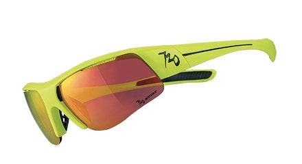 【露營趣】中和 720 armour Form 飛磁換片 PC防爆 自行車眼鏡 風鏡 運動太陽眼鏡 防風眼鏡 B335B3-6 全面紅黑多層鍍膜鏡