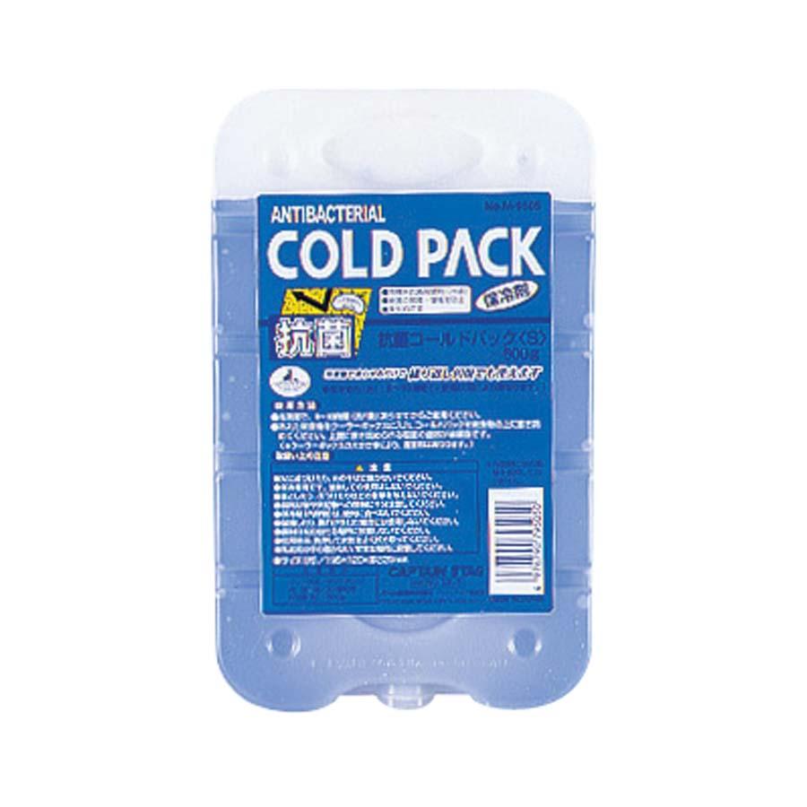 【露營趣】中和 Captain Stag 日本鹿牌 抗菌冷媒S 500g M-9505 冰磚 保冰劑 保冷劑