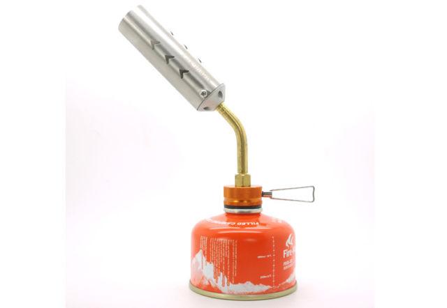 【露營趣】中和 火楓(烽) FMS-706 4000w 瓦斯噴燈 噴槍 噴火槍 可加購卡式轉接頭
