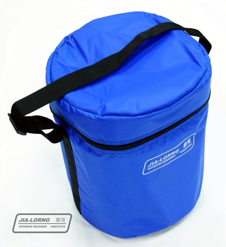 【露營趣】中和 嘉隆 5公斤瓦斯桶專用袋 瓦斯桶袋 BG-004