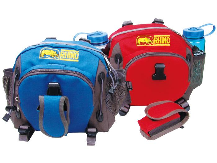 【露營趣】中和 送手電筒 犀牛 RHINO 340 精巧透氣腰包 運動腰包 水壺腰包 休閒腰包 臀包