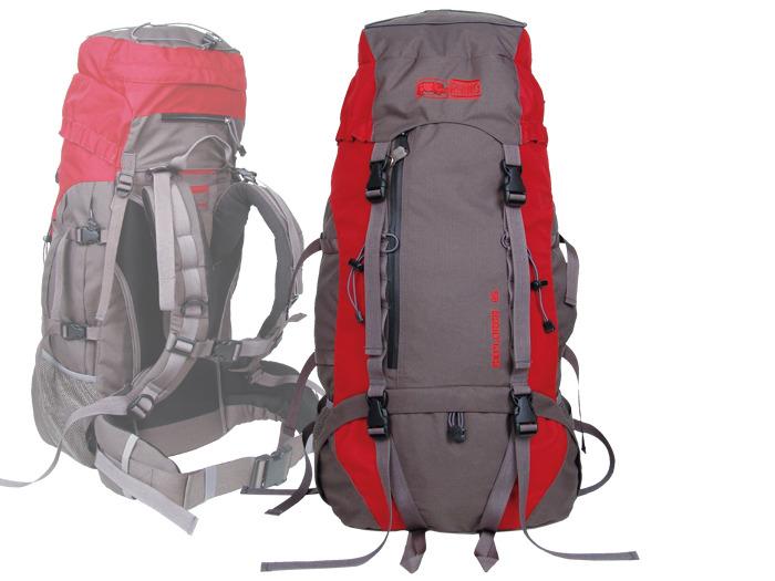 【露營趣】RHINO 犀牛G165 65公升 易調式背負系統背包 登山背包 登山包 長程背包 大背包 重裝背包 背包客 澳洲 英國 遊學 自助旅行背包