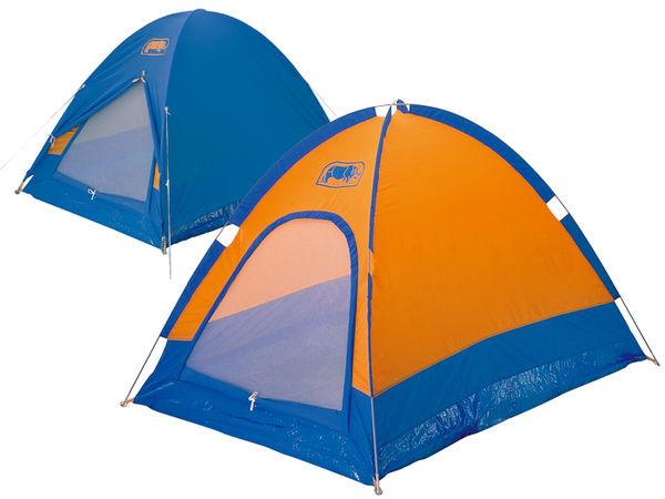 【露營趣】中和 送防潮墊手電筒 犀牛 RHINO TCC-100 二人輕便蒙古包 雙人帳篷 二人帳 登山帳篷 露營帳篷