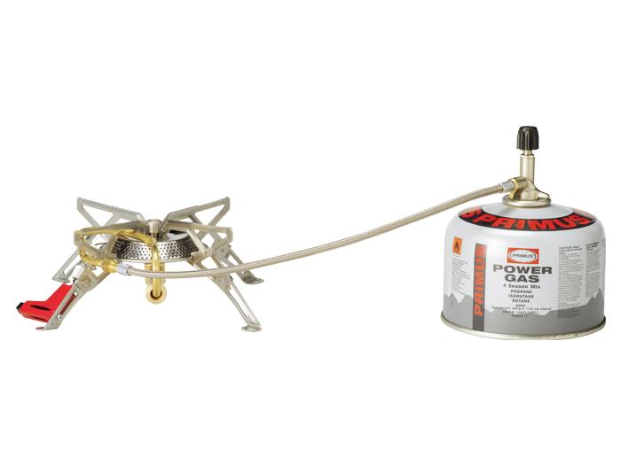 【露營趣】瑞典 Primus Gravity? II EF 自動點火分離式瓦斯爐 快速爐 高山爐 飛碟爐 蜘蛛爐 瓦斯爐 送卡式轉接頭 327993