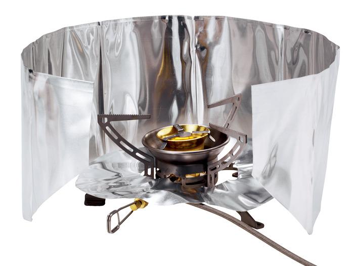 【露營趣】瑞典 Primus 輕鋁擋風板(含熱反射板) 擋風片 鋁片 隔熱板 露營 登山 721720