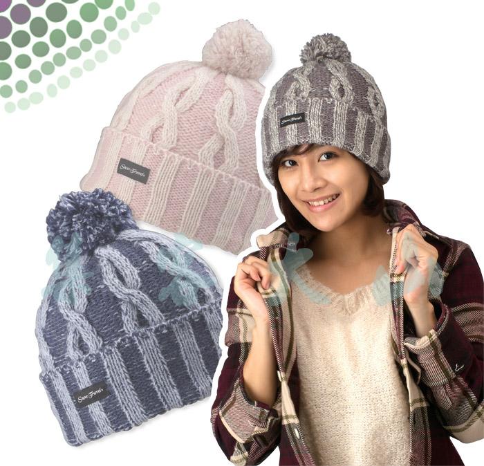 【露營趣】中和 SNOW TRAVEL 3M高級羊毛帽 保暖帽 毛線帽 防風帽 遮耳帽 反折帽 折邊帽 北海道歐洲賞雪皆宜 AR-60
