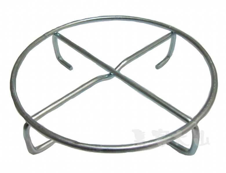 【露營趣】RV-IRON015 鍋底炭床增高架 鑄鐵鍋 荷蘭鍋 置鍋架 疊鍋架 焚火台可用