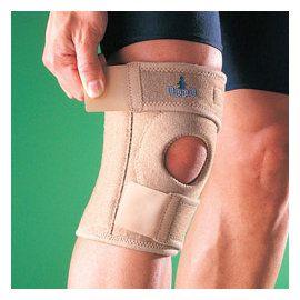 護具 護膝 可調式彈簧膝固定護套 OPPO歐柏 1230(One Size)