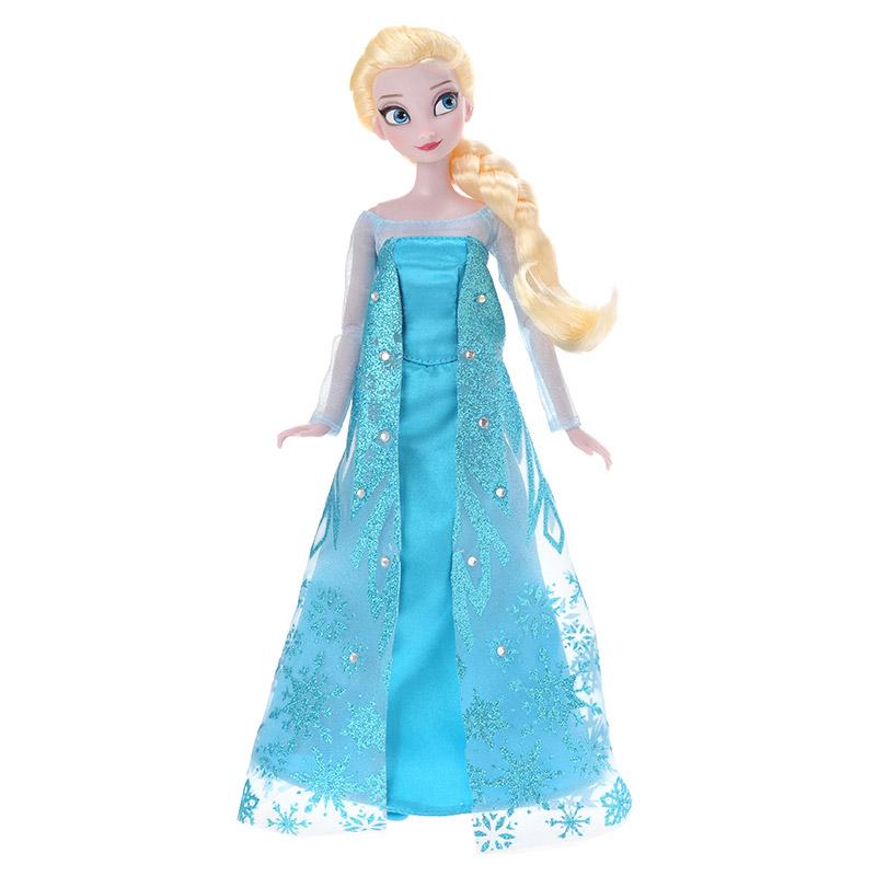【真愛日本】16033000025限定DN經典人形娃娃-春季艾莎   迪士尼 冰雪奇緣 Frozen 人偶 玩具 公仔 正品  限量 預購