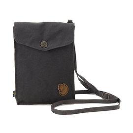 【鄉野情戶外專業】 Fjallraven |瑞典|  Fjällräven Pocket 旅行隨身袋 護照包 側肩包深灰_24221- 030