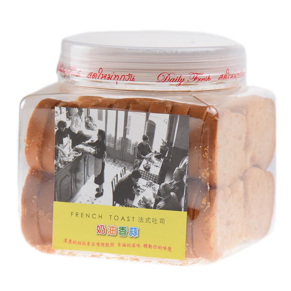 三立 法式吐司(蜜糖香蒜、奶油香蒜)─200g