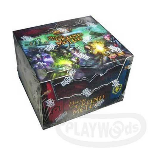 【Playwoods】[WOW魔獸卡/魔獸世界] 競技場武裝組合(爐石戰記Hearthstone/集換式紙牌遊戲/World Of Warcraft)