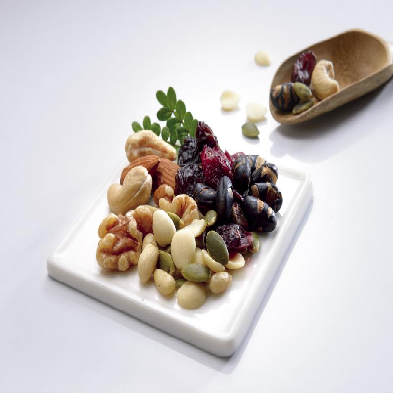 【鳳盒子funbox】下午茶禮盒-美味酥點 &精選堅果 單入裝/雙入裝