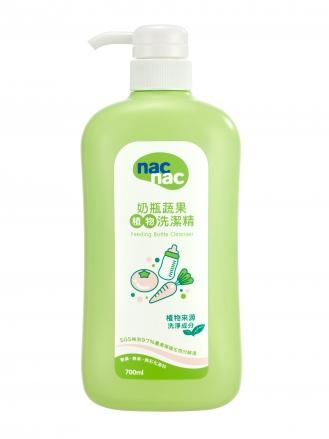 『121婦嬰用品館』nac 奶瓶蔬果洗潔精 700ml