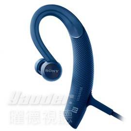 【曜德★新上市】SONY MDR-XB80BS 藍 運動藍牙入耳式藍牙耳機 防水 ★免運★送收納盒★