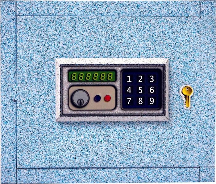台製-保險櫃
