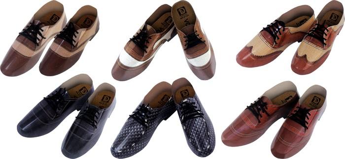 BB157  優雅男皮鞋