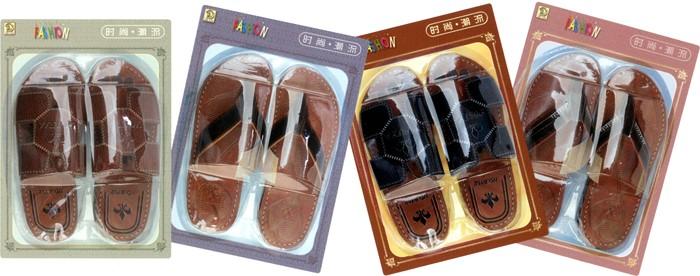 BB169  優雅 P 罩時尚男拖鞋