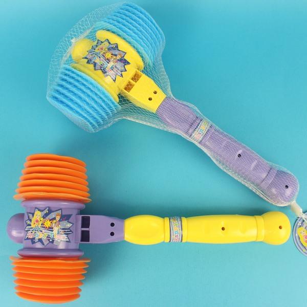 大氣錘玩具 聖誕錘 響捶玩具 槌錘子榔頭 長38cm/一支入 定[#99]~空氣槌子響聲 長 安全整人響鎚 氣槌CF130822
