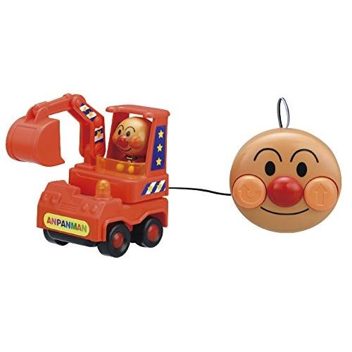 **雙子俏媽咪親子館**  [日本]  麵包超人 Anpanman  挖土機 / 怪手 / 搖控車 玩具車  愚人節
