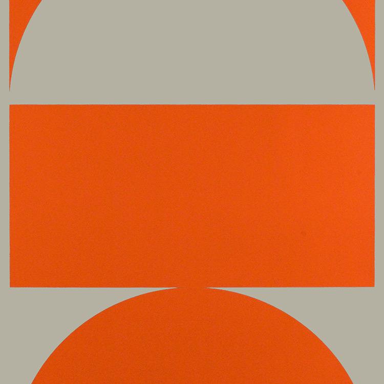 Flavor Paper BRASILIA / Tomato On Silver 壁紙 (訂貨單位68.58cm×13.7m/卷)