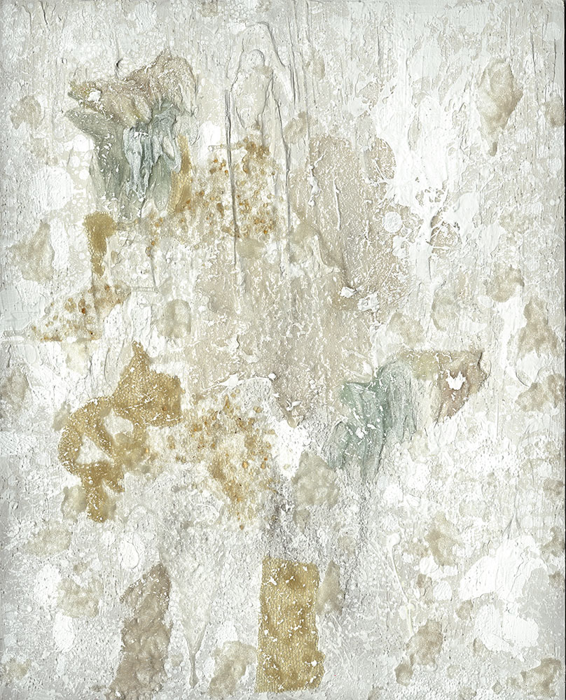 【WALLTZ】 Yutaro Sato / A dancing achromatic color.There is more flamboyant color than white. I am crazy about white. 壁紙 「訂貨單位236cm×292cm/套(一套五張壁板)」