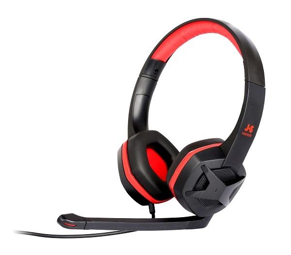 【迪特軍3C】JS 淇譽電子 Gaming 頭戴式立體聲耳機麥克風 (HMH008)