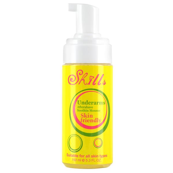 SHILLS 舒兒絲 腋下除毛修護專用慕斯水凝乳 (150ml)