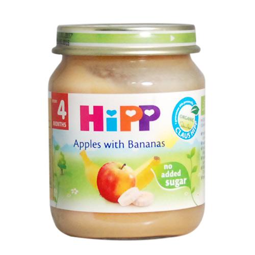 HiPP喜寶 蘋果香蕉泥