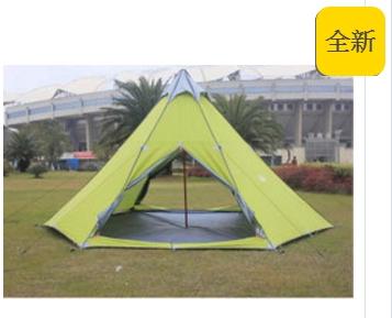 ~野營家~新款 超大 6~8人 印地安帳篷 露營 帳篷 熊帳可參考 免運費