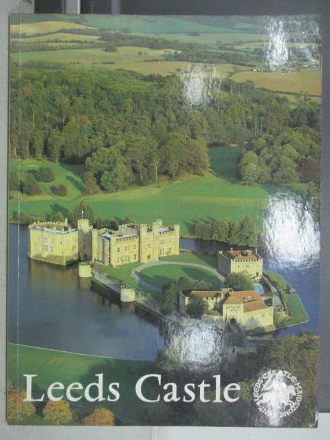 【書寶二手書T1/旅遊_YAW】Leeds Castle