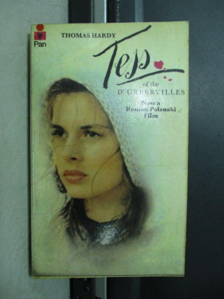 【書寶二手書T9/原文小說_KSQ】Tess of the D'Urbervilles_