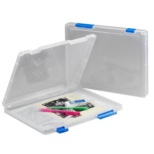 【雙鶖 文件盒】雙鶖 EC-1152  托斯卡爾輕鬆盒 A4 (M)文件盒