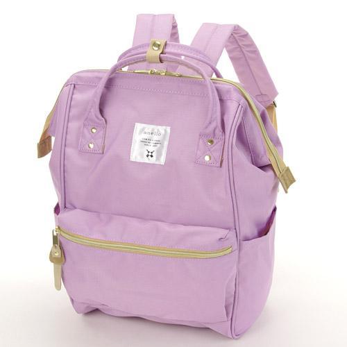 anello後背包-薰衣草紫/日本原裝進口 現貨供應中(不用代購 不用等待)
