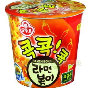 韓國不倒翁 杯麵 泡麵 辣炒年糕風味[KR032]