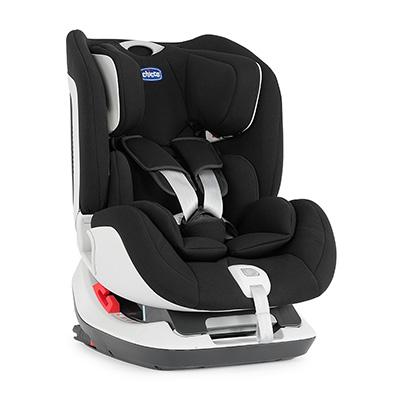 【悅兒樂婦幼用品舘】Chicco Seat Up 012 Isofix安全汽座-夜幕黑