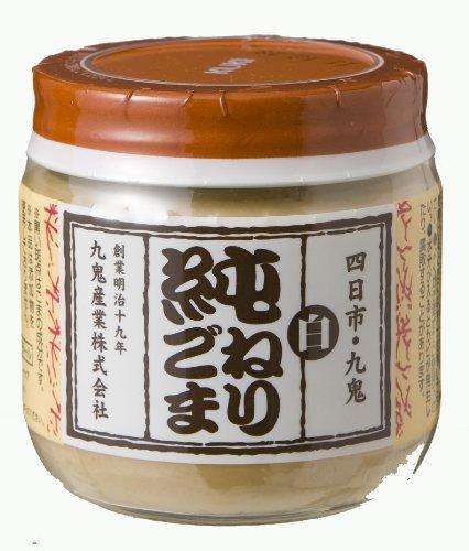 [九鬼産業]純正白芝麻醬 (150g)