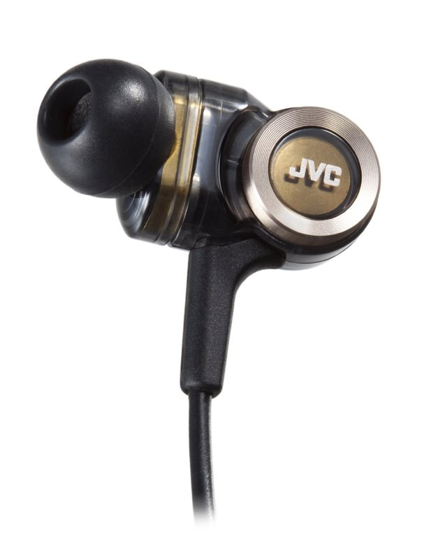 一年保固 JVC Victor HA-FXZ200 3動圈單元耳機