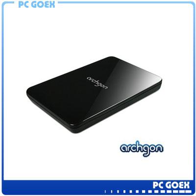 archgon USB 3.0 2.5吋SATA硬碟外接盒 MH-2619-U3 黑☆軒揚pcgoex☆